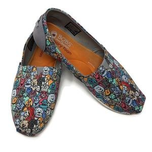 BOBS for Dogs Memory Foam Loafers Slip On